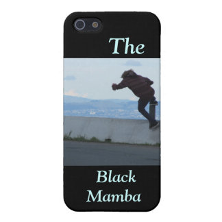 The Black Mamba iPhone 5 Cases