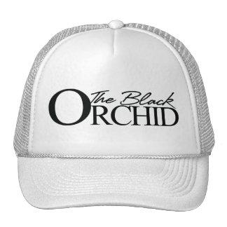 The Black Orchid Trucker Cap