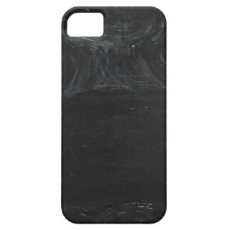 The Black Pond (black minimalism) iPhone 5 Cases