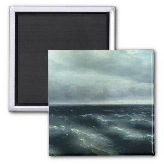 The Black Sea, 1881 Magnet
