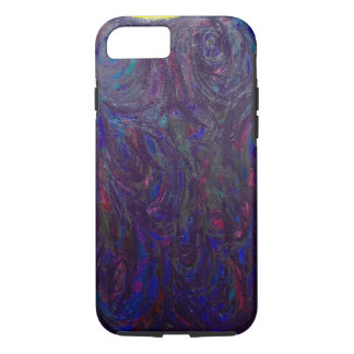 The Black Torso (abstract human body) iPhone 7 Case