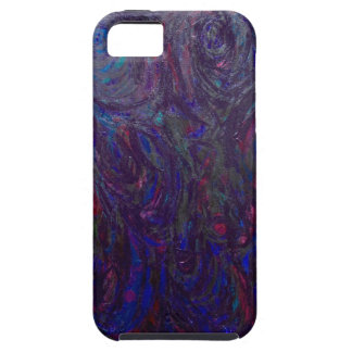 The Black Torso (abstract human body) Tough iPhone 5 Case