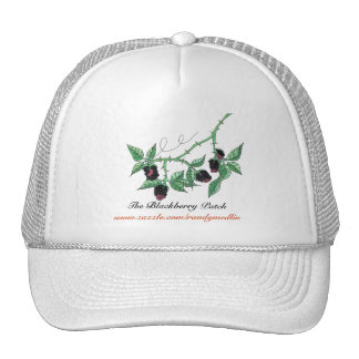 The Blackberry Patch... Hat