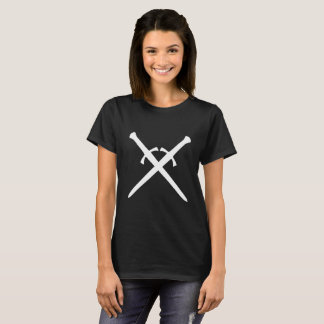 The Blades Crossed Knives Women's T-Shirt