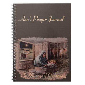 The Blessings of Christmas Prayer Journal