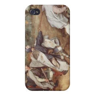 The Blind Leading the Blind - 1568 iPhone 4/4S Cases