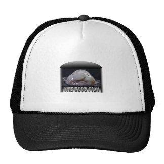 The Blob Fish Mesh Hats
