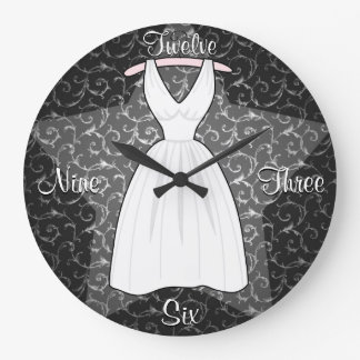 'The Blonde Starlet' Clock