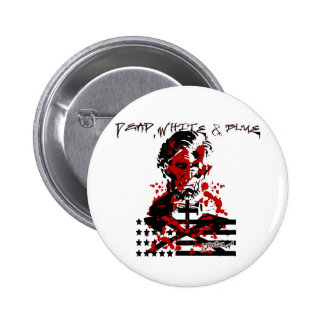 The Bloody Flag-Abraham Lincoln Button