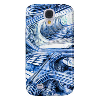 The Blue Abbey Galaxy S4 Cover