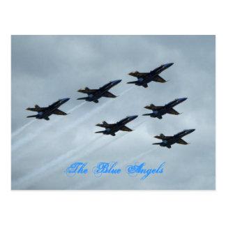 The Blue Angels Postcard