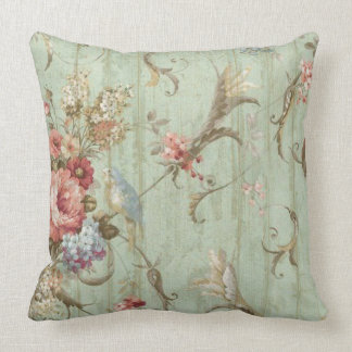 The Blue Bird French Cottage Bed Room Collection Cushion