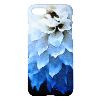 The Blue Dahlia iPhone 7 Case