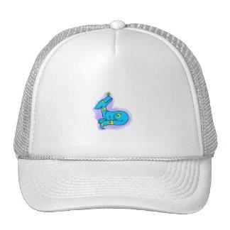 The Blue Dragon Hat