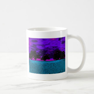 THE BLUE FIELD COFFEE MUG