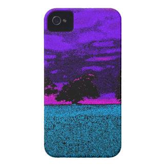 THE BLUE FIELD iPhone 4 Case-Mate CASE