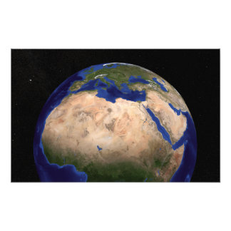 The Blue Marble Next Generation Earth 3 Photo Art