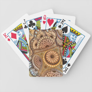 The Blue Mosque Istanbul Bicycle Playing Cards