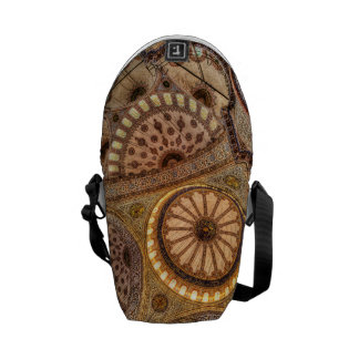 The Blue Mosque Istanbul Courier Bag