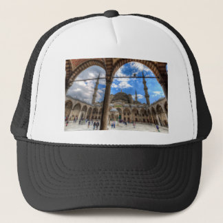 The Blue Mosque Istanbul Trucker Hat