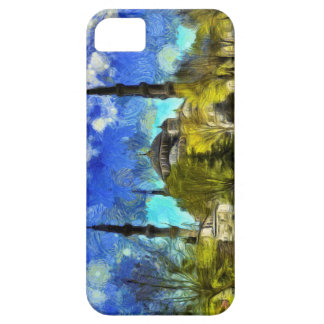 The Blue Mosque Istanbul Van Gogh Barely There iPhone 5 Case
