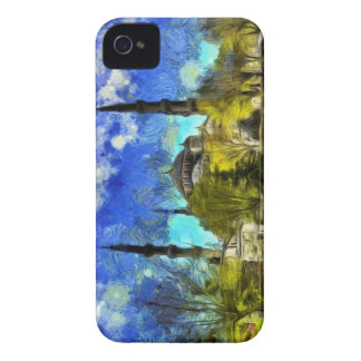 The Blue Mosque Istanbul Van Gogh Case-Mate iPhone 4 Case