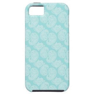 The Blue Paisley iPhone 5 Cover
