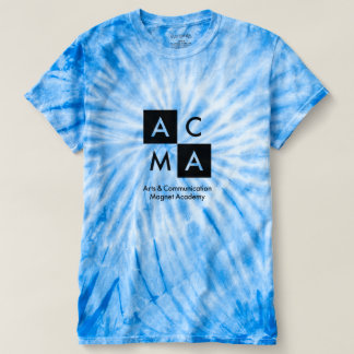 The Blue Tie-Dye T-Shirt