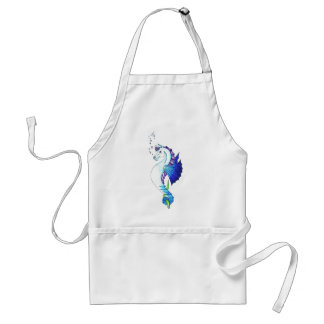 The Blue Water Horse Standard Apron