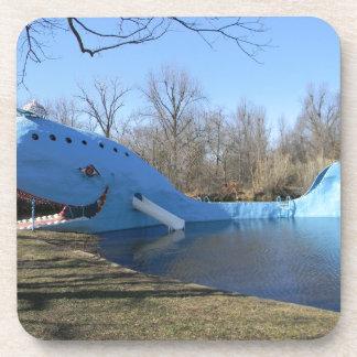 The Blue Whale of Catoosa Coaster