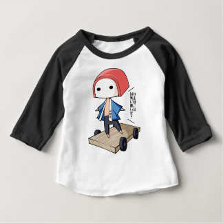The bo of high class densely it is so English Baby T-Shirt