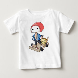 The bo of legend densely it is so English story Baby T-Shirt