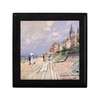 The Boardwalk at Trouville Claude Monet Gift Box