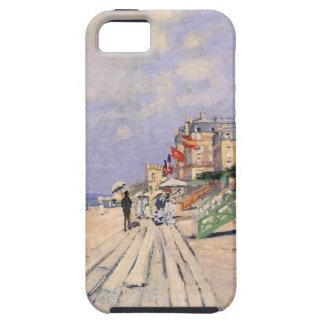The Boardwalk at Trouville Claude Monet iPhone 5 Case