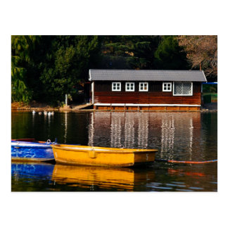 The Boat House Postcard