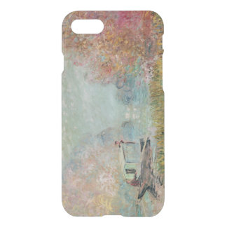 The Boat Studio on the Seine, 1875 iPhone 7 Case