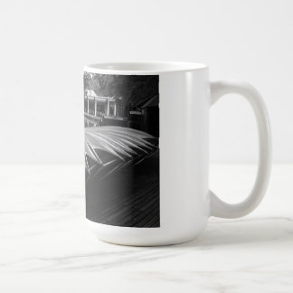 The Boathouse Central Park Coffee Mug