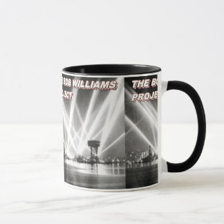 The Bob Williams Project Coffee Cup