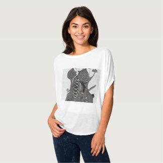 the bodice  ladies T-Shirt