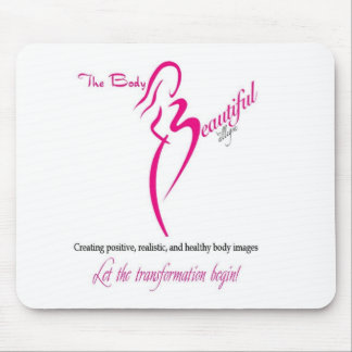 The Body Beautiful by Allegra Mousepad