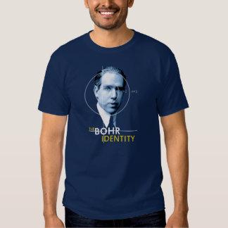 The Bohr Identity T-shirt