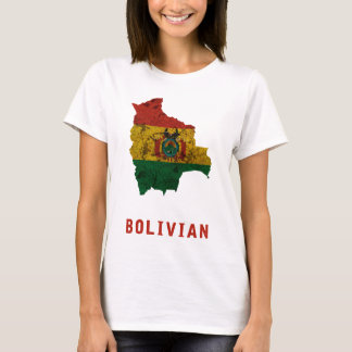 The Bolivian Flag T-Shirt