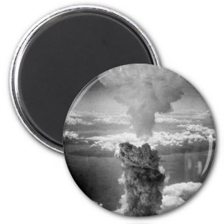 The Bomb 6 Cm Round Magnet