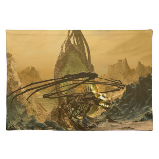 The Bone Dragon's Lair Placemat