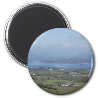 The Bonnie Banks of Loch lomond Magnet