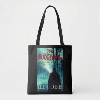 The Boogeyman Designer Tote with Full Cover