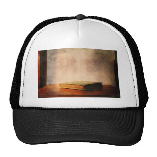 The Book Mesh Hats