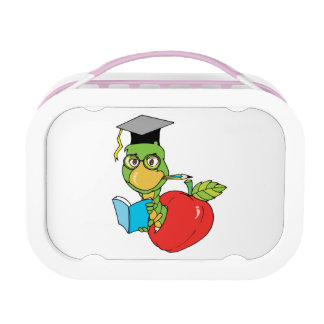 The Bookworm Lunchbox