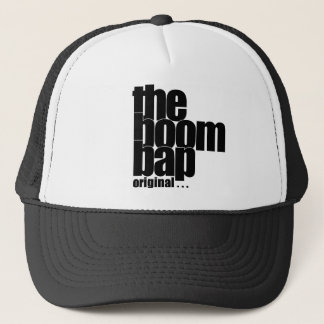 The Boom Bap trucker cap