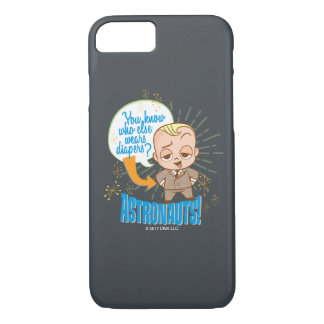 The Boss Baby | Astronauts iPhone 8/7 Case
